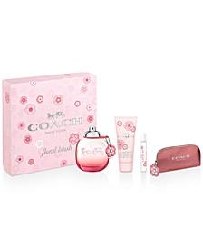 4-Pc. COACH Floral Blush Eau de Parfum Gift Set