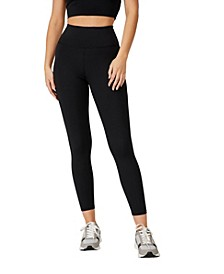 Women's Contouring Scrunch Booty 7/8 Tights
