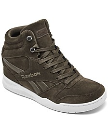 Women's Royal BB4500 Hi Wedge Casual Sneakers from Finish Line