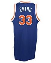 bda0be961 adidas Men's Patrick Ewing New York Knicks Retired Player Swingman Jersey
