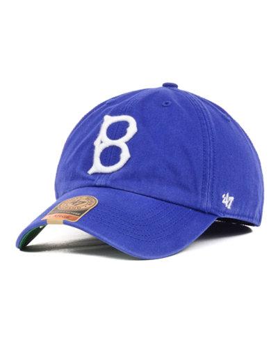'47 Brand Brooklyn Dodgers Franchise Cap