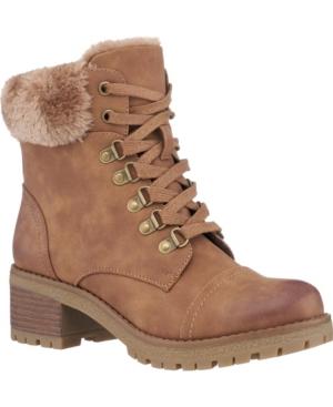 Women's Joan Lace-Up Boots Women's Shoes