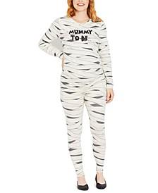 Mummy To Be Maternity Halloween Costume