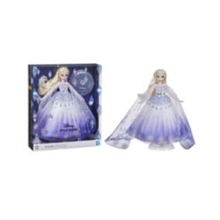 Disney Princess Style Series Holiday Elsa Doll