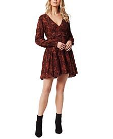 Alora Ruffle Dress