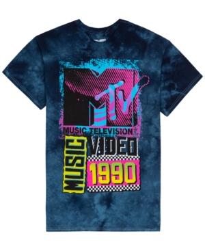 Hybrid Men's Mtv Music Video Graphic T-Shirt