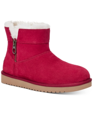 Aribel Mini Pull-On Booties Women's Shoes