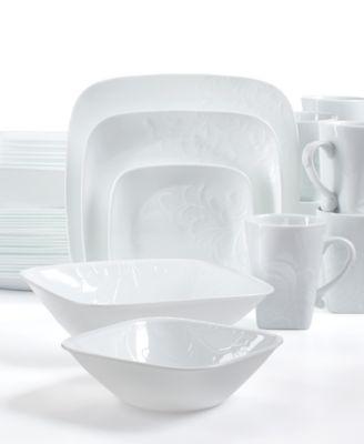 Corelle Boutique Cherish 42-Piece Set Service for 8  sc 1 st  Macy\u0027s & Corelle Dinnerware and Dishes - Macy\u0027s