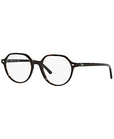 RX5395 Thalia Optics Unisex Square Eyeglasses
