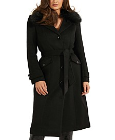 Ruby Trench Coat