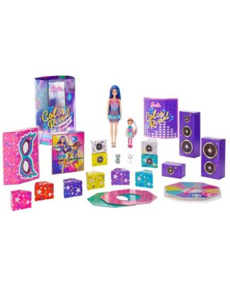 Barbie Color Reveal Surprise Party Dolls and Accessories