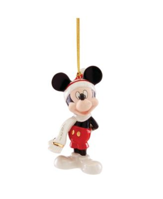 2021 Mickey Mouse Winter Ornament