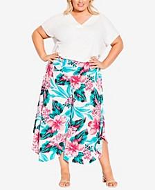Plus Size Renee Culotte Pants