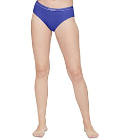 Women's Pure Ribbed Hipster Underwear QF6444