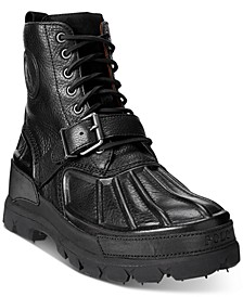 Men's Oslo High Leather-Suede Boot