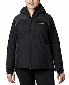 Plus Size Tipton Peak Insulated Jacket