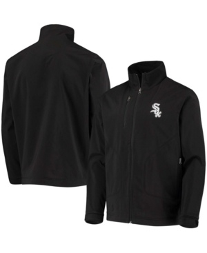 Men's Black Chicago White Sox Strong Side Full-Zip Jacket