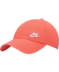Women's Orange Heritage 86 Futura Classic Adjustable Hat