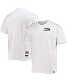 Men's White Team USA Voice Friendly T-shirt
