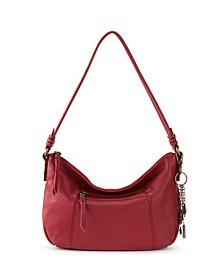 Women's Sequoia Leather Small Hobo Bag