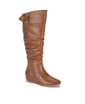 Sable Tall Wedge Boot Women's Shoes