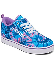 Big Girls Pro 20 Tie Dye Casual Sneakers from Finish Line