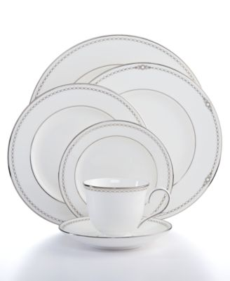 Pearl Platinum Sugar Bowl