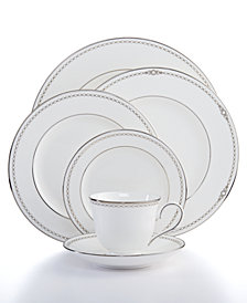 Lenox Pearl Platinum Collection