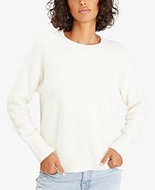 Plush Pullover Sweater
