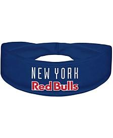 Blue New York Red Bulls Alternate Logo Cooling Headband