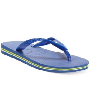 Havaianas Men's Brazil Logo Flip Flop Sandals Men's Shoes