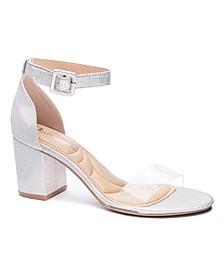 Women's Jazz Block Heel Sandals