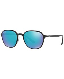 Unisex Polarized Sunglasses, RB4341Ch 51