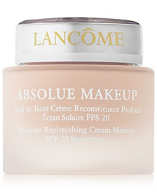 Absolue Cream Hydrating & Replenishing SPF 20 Foundation, 1.18 oz.