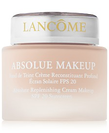 Lancôme Absolue Cream Hydrating & Replenishing SPF 20 Foundation, 1.18 oz.