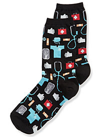 Hot Sox Women's  Doctor's Socks
