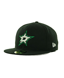 New Era Dallas Stars Basic 59FIFTY Cap