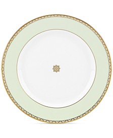 Rococo Leaf Butter Plate