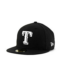 New Era Texas Rangers MLB B-Dub 59FIFTY Cap