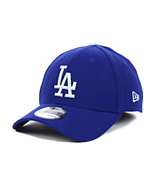 New Era Los Angeles Dodgers MLB Team Classic 39THIRTY Stretch-Fitted Cap