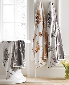 Cassadecor Floral Towel Collection