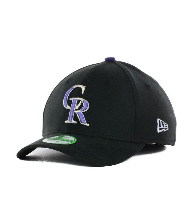 New Era Colorado Rockies Team Classic 39THIRTY Kids' Cap or Toddlers' Cap