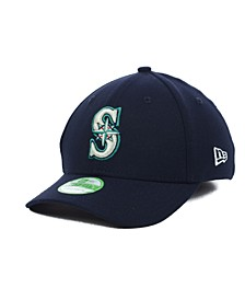 Seattle Mariners Team Classic 39THIRTY Kids' Cap or Toddlers' Cap