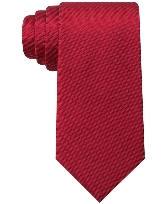 Tommy Hilfiger - Core Oxford Solid Tie