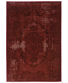 "CLOSEOUT! Oriental Weavers Revamp REV7119 9'10"" x 12'10"" Area Rug"