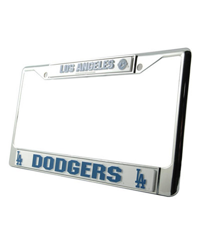 Rico Industries Los Angeles Dodgers License Plate Frame