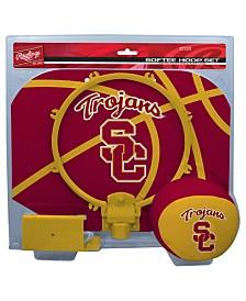 Jarden Sports USC Trojans Slam Dunk Hoop Set