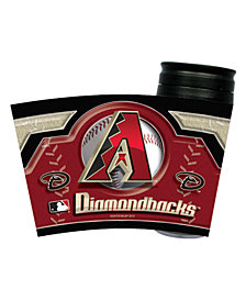 Hunter Manufacturing Arizona Diamondbacks 16 oz. Travel Tumbler
