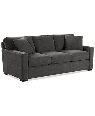Radley Fabric Queen Sleeper Sofa Bed Furniture Macy s