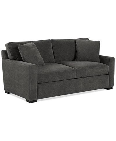 Radley Fabric Full Sleeper Sofa Bed Furniture Macys – Sectional Sofas Sleepers